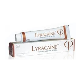 LYRACAINE TOPICAL ANESTHETIC GEL